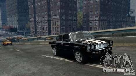 2106 Vaz para GTA 4 vista direita