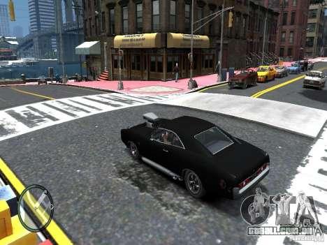 Road Textures (Pink Pavement version) para GTA 4 nono tela