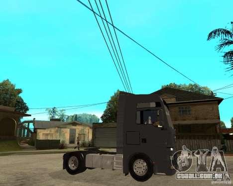 Man TGA para GTA San Andreas vista direita
