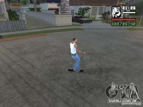 Skate para GTA SA para GTA San Andreas terceira tela
