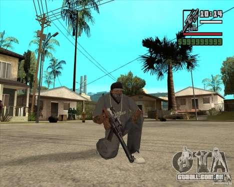 Millenias Weapon Pack para GTA San Andreas décima primeira imagem de tela