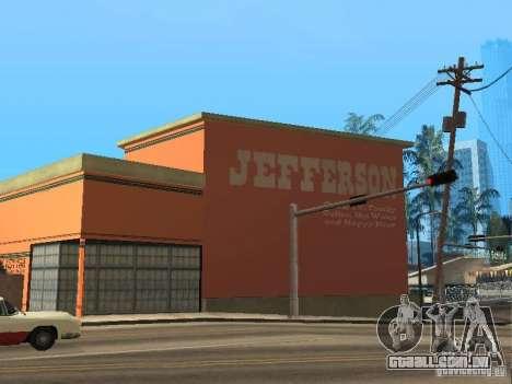 Novos motéis para GTA San Andreas