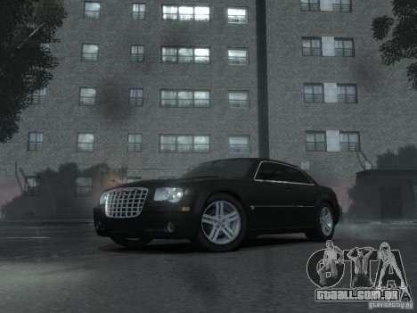 Chrysler 300C para GTA 4 esquerda vista