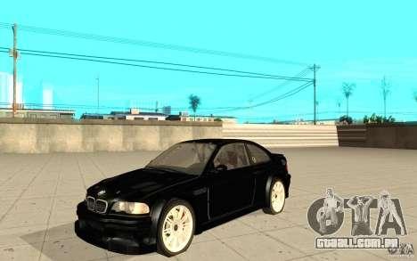 007 car para GTA San Andreas