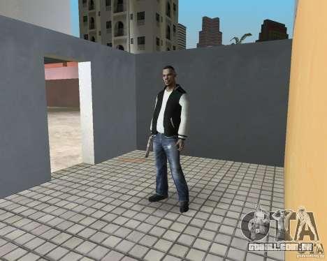 Luis Lopez para GTA Vice City por diante tela