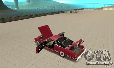 Ford LTD Landau Coupe 1975 para GTA San Andreas