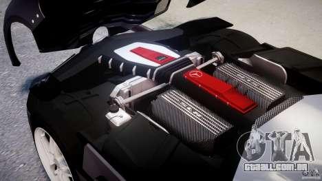 Mercedes-Benz SLR McLaren Stirling Moss [EPM] para GTA 4 vista direita