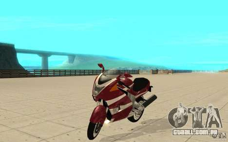 GTAIV TLAD Hakuchou Stock Version para GTA San Andreas