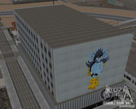 Real New Vegas v1 para GTA San Andreas sétima tela