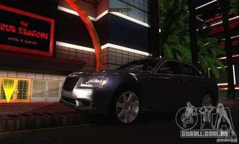 ENBSeries by dyu6 v4.0 para GTA San Andreas por diante tela