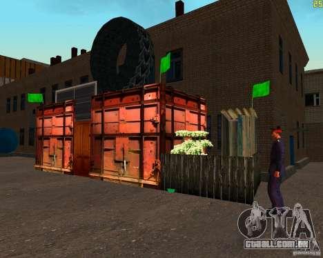 Casa em Anaheim para GTA San Andreas segunda tela