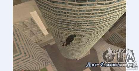 Unique animation of GTA IV V3.0 para GTA San Andreas