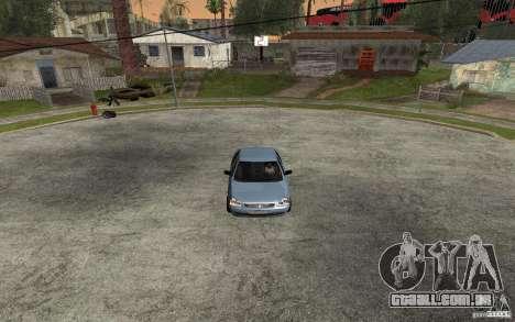 LADA priora luz tuning para GTA San Andreas esquerda vista