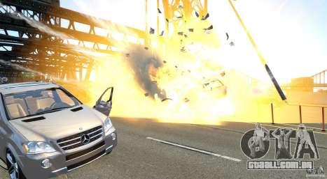 Explosion & Fire Tweak 1.0 para GTA 4 por diante tela