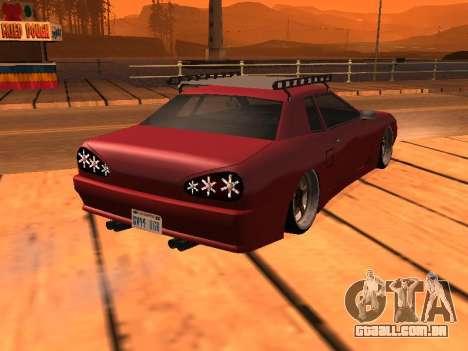 JDM Elegy para GTA San Andreas