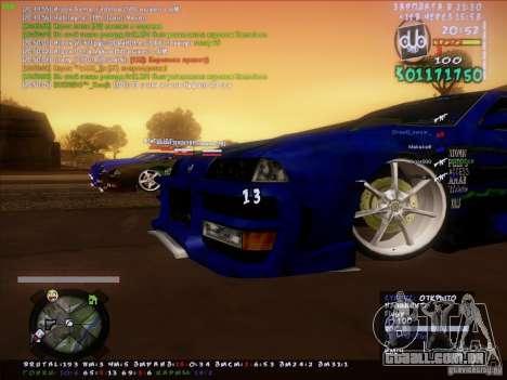 Eloras Realistic Graphics Edit para GTA San Andreas nono tela