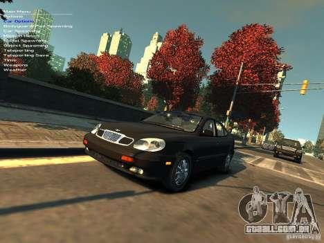 Daewoo Leganza CDX para GTA 4