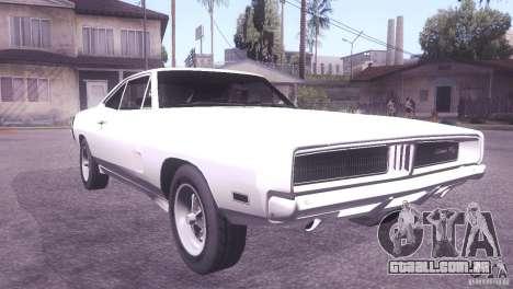 Dodge Charger R/T para GTA San Andreas