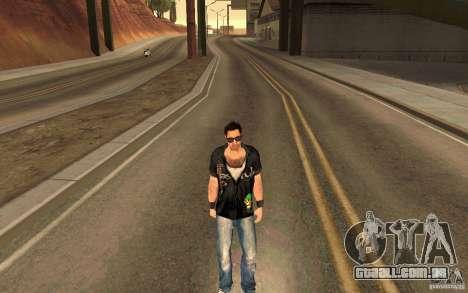 Biker para GTA San Andreas segunda tela