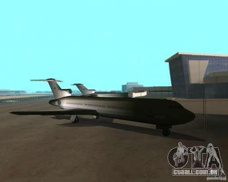 Real New Vegas v1 para GTA San Andreas twelth tela