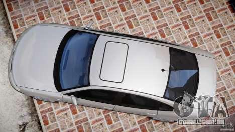 Volkswagen Passat B5 para GTA 4 vista direita