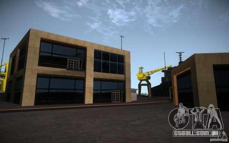 San Fierro Re-Textured para GTA San Andreas décima primeira imagem de tela