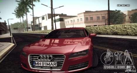 ENB Graphics Mod Samp Edition para GTA San Andreas