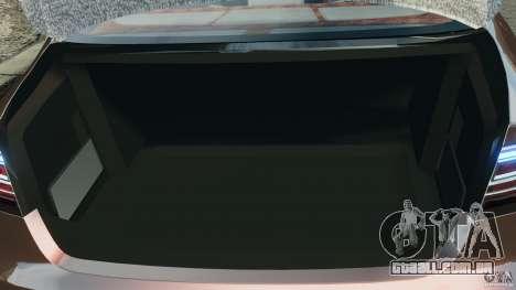 Audi A8 Limo v1.2 para GTA 4 vista inferior