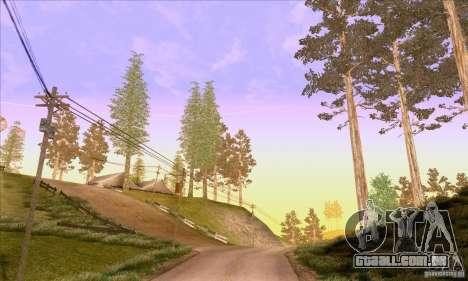 SA_nGine v 1.0 para GTA San Andreas sexta tela
