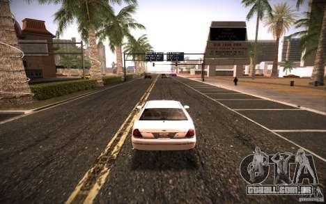 SA Illusion-S V1.0 SAMP Edition para GTA San Andreas sétima tela