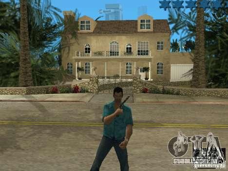 Tommy padrão em HD para GTA Vice City terceira tela