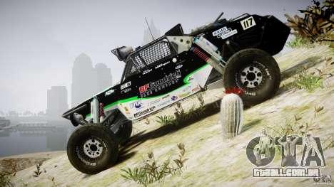 Ickler Jimco Buggy [Final] para GTA 4 vista interior