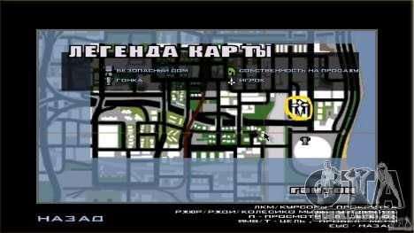 Compra da própria base para GTA San Andreas sexta tela