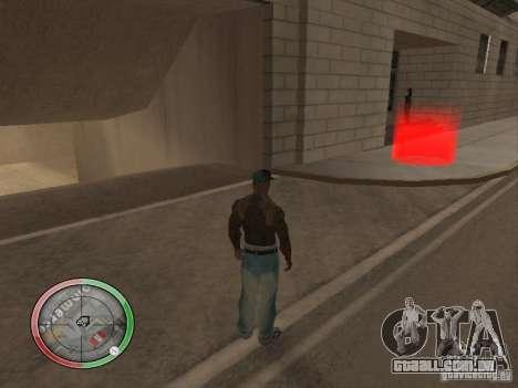 Car shop para GTA San Andreas