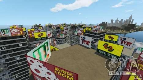 Tokyo Freeway para GTA 4 terceira tela