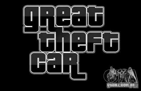 Great Theft Car V1.1 para GTA San Andreas