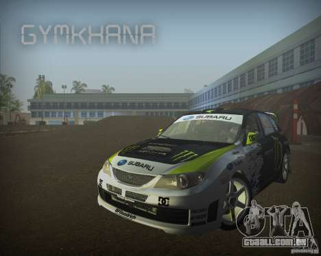 Gymkhana mod para GTA Vice City