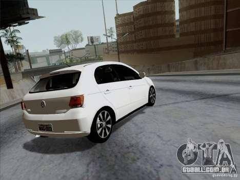 Volkswagen Golf G6 v3 para GTA San Andreas esquerda vista