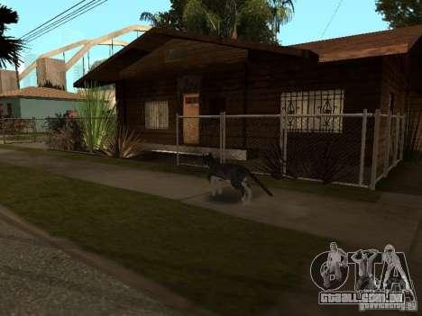 Animais para GTA San Andreas terceira tela