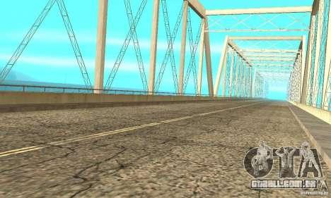 New Island para GTA San Andreas sexta tela
