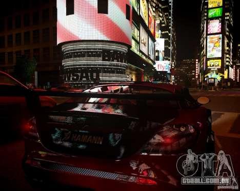 iCEnhancer 2.1 Final para GTA 4 por diante tela
