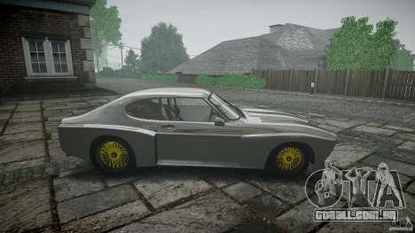 Ford Capri RS 1974 para GTA 4 vista lateral