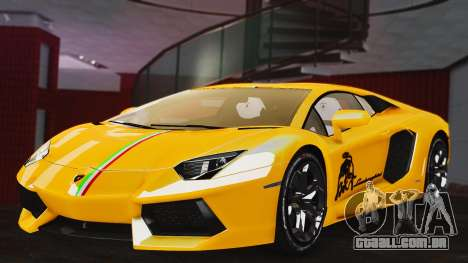 Lamborghini Aventador LP700-4 2012 para GTA 4