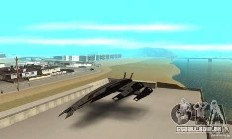 S.S.V. NORMANDY-SR 2 para GTA San Andreas