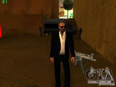 New FBI para GTA San Andreas segunda tela