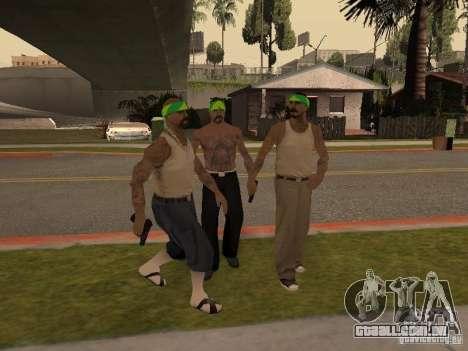 Vagosy-Grove para GTA San Andreas