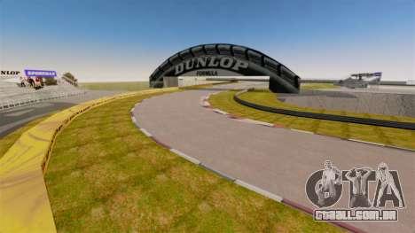 Tsukuba Circuit v3.0 para GTA 4