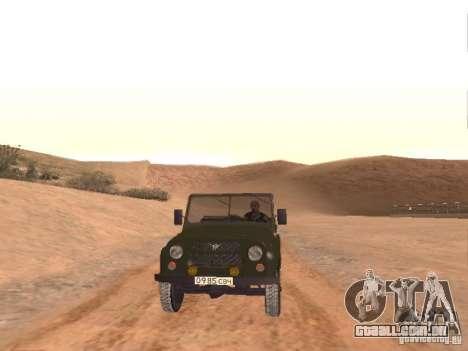 Comando russo para GTA San Andreas oitavo tela