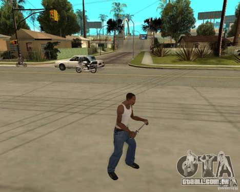 Armas de STALKERa para GTA San Andreas sétima tela