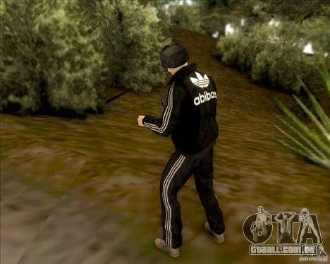 SkinPack for GTA SA para GTA San Andreas sexta tela